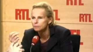 Christine Ockrent au coeur d'une affaire d'espionnage !