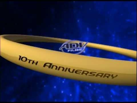 ADV Films 10th Anniversary logo (2002)