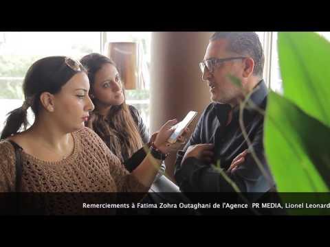 Conférence de presse par l'association Prader Willi Maroc  ندوة صحفية جمعية