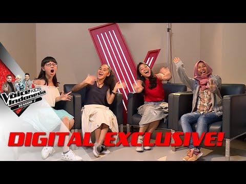 BATTLE TEAM BEBI VS TEAM TULUS | PLAYTIME #9 | The Voice Kids Indonesia S2 GTV 2017