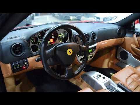 Ferrari 360 Modena F1 2004 Vermelho Interior Youtube