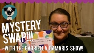 Mystery Box Swap Opening from The Gabriella Damaris Show! What did I get?