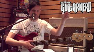 Squier Affinity Jazz Bass - review