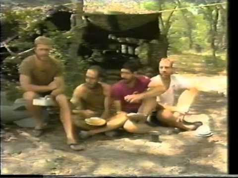 SADF Staff College Video -  Operation Packer