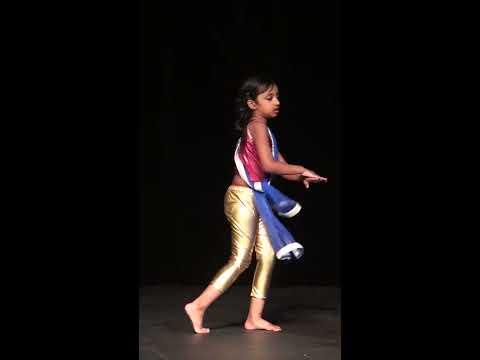 Rishika's Dance Performance @Carco Theatre, Renton, WA