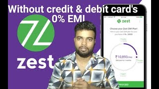 🔥Buy product from flipkart, Amazon, etc on EMI without credit and debit card