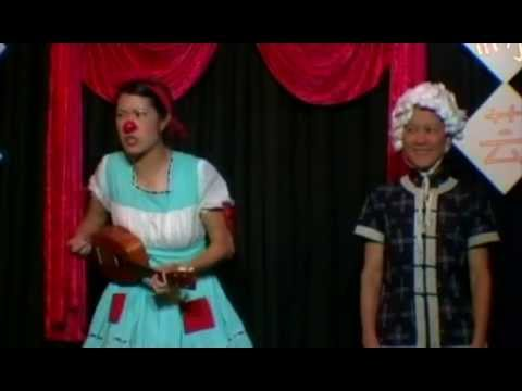 Chinese Clown Cabaret on Pacific Fusion TV