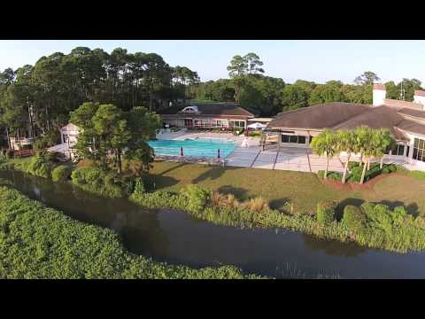 Aerial Tour of Sea Pines Country Club, HHI