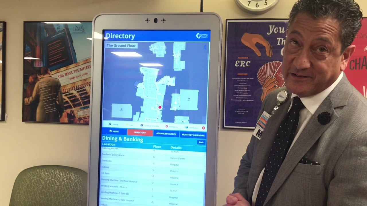 GPS-style system available to help patients, visitors
