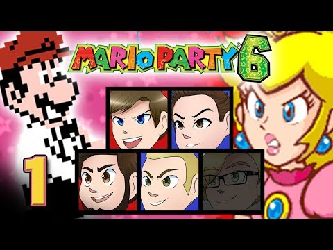 Mario Party 6: CHANGING THE GAME - EPISODE 33 - Friends Without Benefits