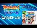 Dragon Ball Fusions 3DS Intro and Gameplay