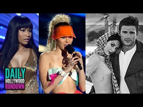 WEIRDEST 2015 MTV VMA Moments - Taylor Swift Makes Out With Scott Eastwood In Music Video (DHR)