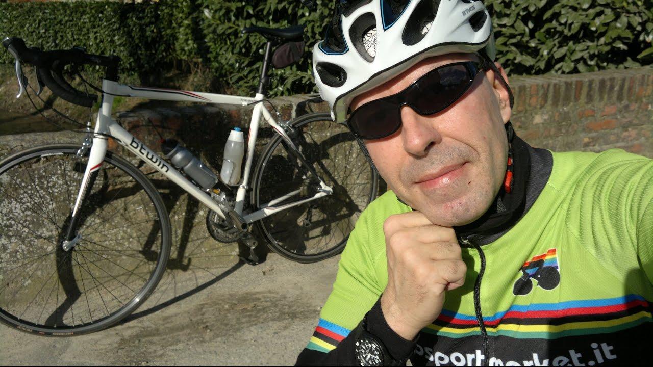 perdere peso bici da corsa