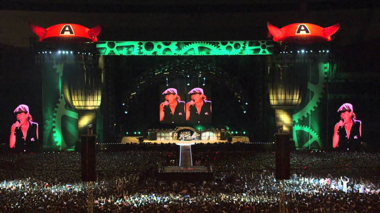 Resultado de imagen de AC/DC - Let There Be Rock (from Live at River Plate)