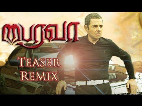 Bairavaa Teaser Remix Mr. Bean version - HD
