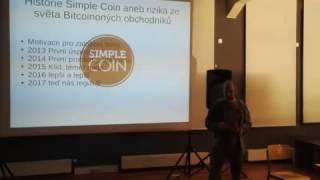 BITCOIN MEETUP | Temná strana kryptoměn - Pavel Niedoba (14. 2. 2017)