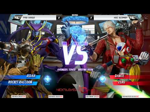 NLBC v.87 - Marvel vs Capcom Infinite Tournament - Part 2 [1080p/60fps]