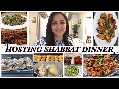 Hosting Shabbat Dinner | Halte Bahsh | Halte Svo | Ox Tails