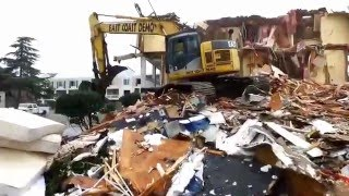 Hotel Demolition: East Coast Abatement and Demolition