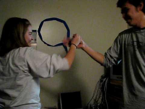 Alora and Robert Handshake