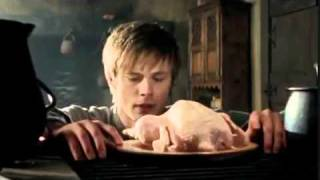 Merlin and Arthur - Gwen says your cooking?