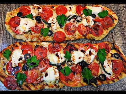 Grilled Pizza Recipe: How to make delicious homemade pizza