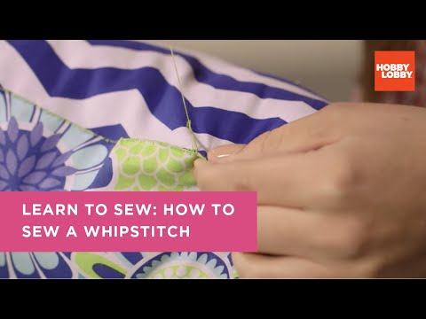 learn how to sew bs