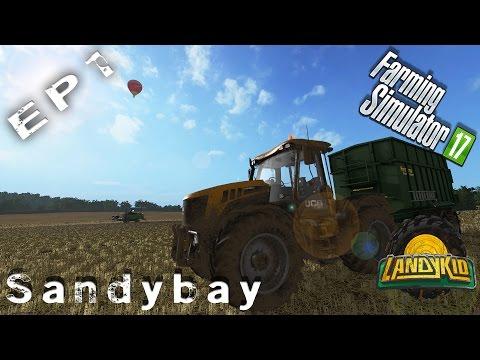let's play | Farming Simulator 17 |  Sandy bay | EP1