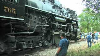 NKP765/PM1225: Around The Wye @ Cadillac - Trackside HD