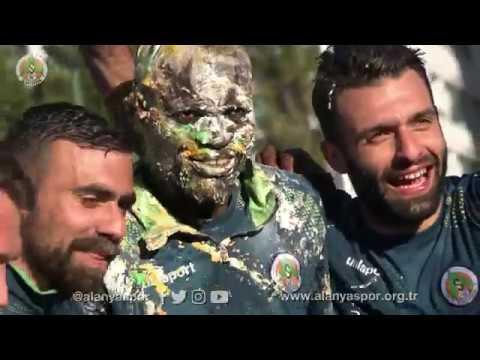 Sackey'e Brezilya usulü kutlama