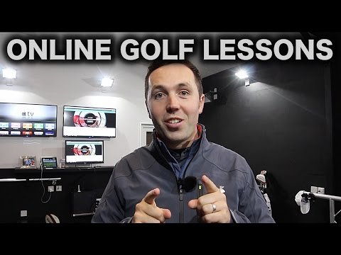 ONLINE GOLF LESSONS WITH RICK SHIELS & PETER FINCH