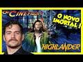 """Henry Cavill vai estrelar o reboot de """"Highlander""""!"""