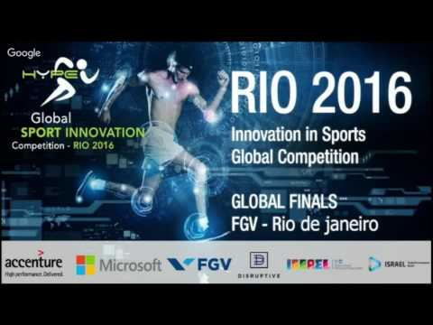 Global Innovation for Sports Competition: Rio 2016