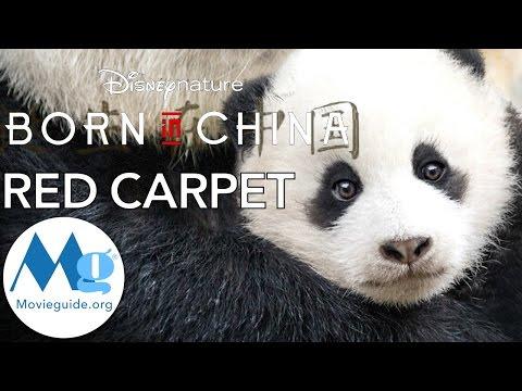 BORN IN CHINA World Premiere