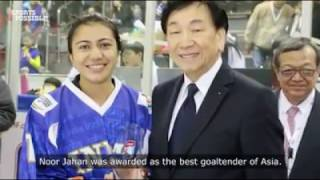 True Story of Women Ice Hockey Team
