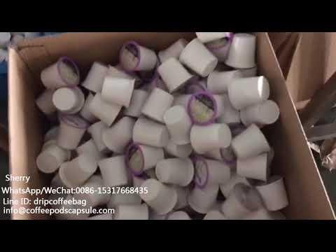 K Cup Filler, K Cup Filling Machine, K Cup Packaging, Coffee Pod Making Machine, Coffee Pod Maker