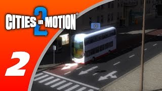 Cities In Motion 2 - w/ 2812 Aaron & Fallen (Scotsman) - #2 (First To £300,000)