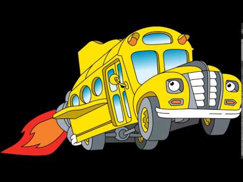 The Magic School Bus Horn Sound Effect