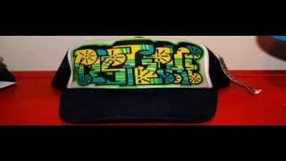 HOW TO GRAFFITI CAPS #7 draw paint graff hip hop new era hiphop street art rap music tutorial video