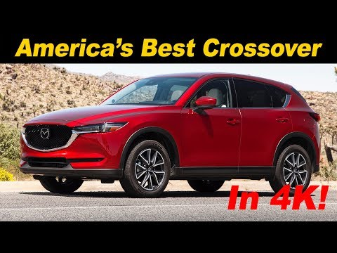 2017 / 2018 Mazda CX-5 Review and Road Test in 4K UHD!