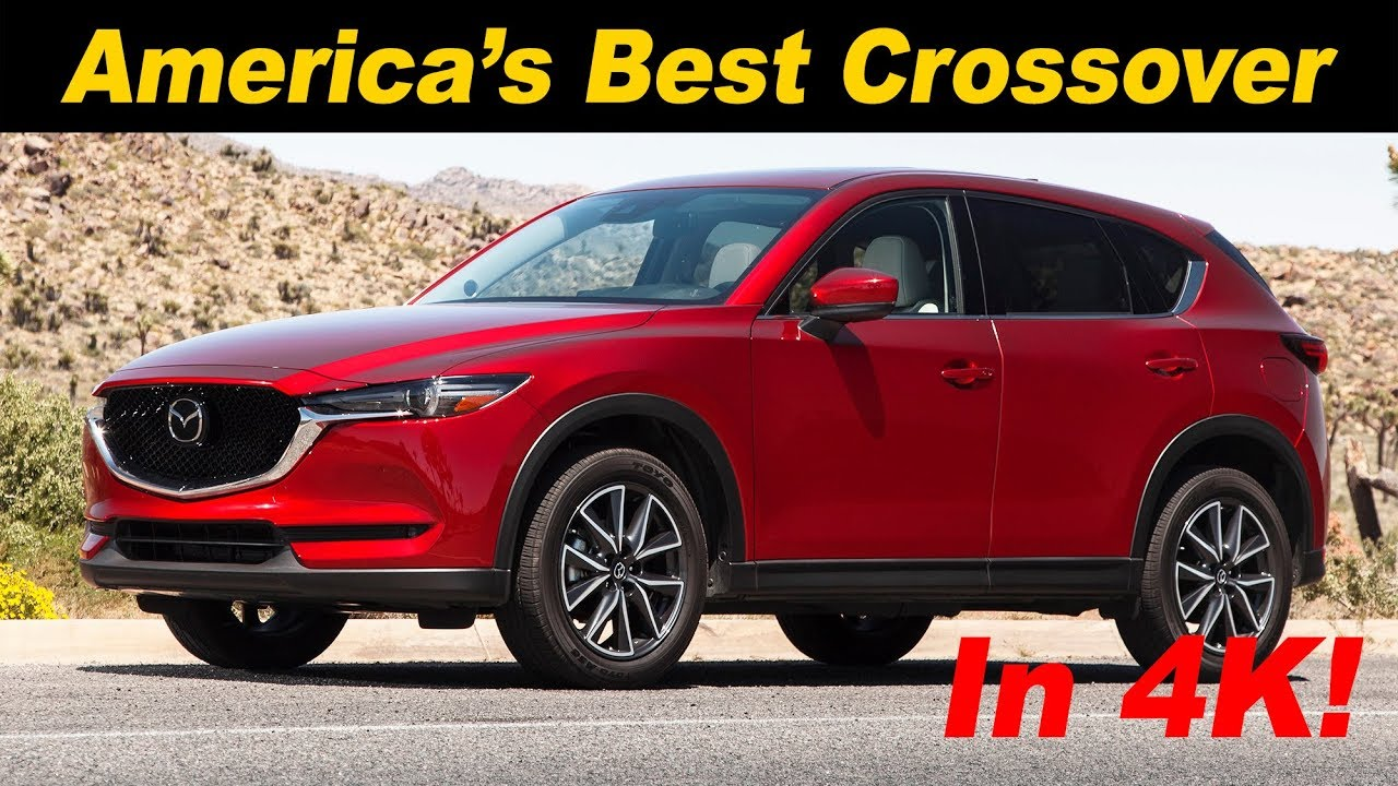 2017 / 2018 mazda cx-5 review and road test in 4k uhd! - youtube