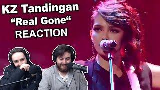"""KZ Tandingan - Real Gone"" Singers Reaction"