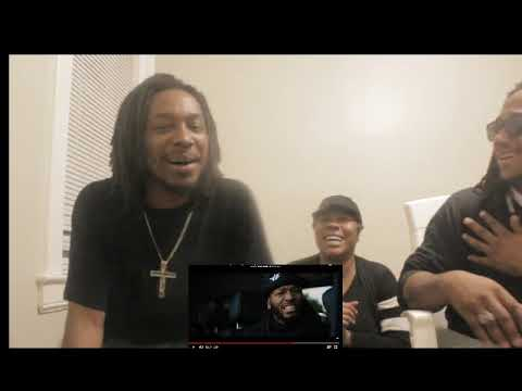 montana of 300 first day out remix (reaction)