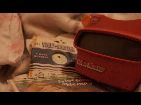 ASMR View-Master Reel Stories (Soft Spoken/Whisper)