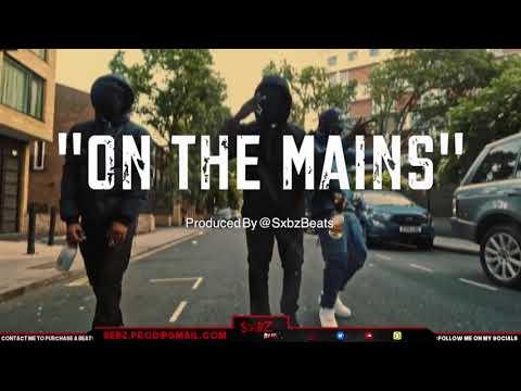 "#SinSquad X #Moscow17 (UK Drill Type Beat)   ""On the mains"" (Prod. @SxbzBeats.)"