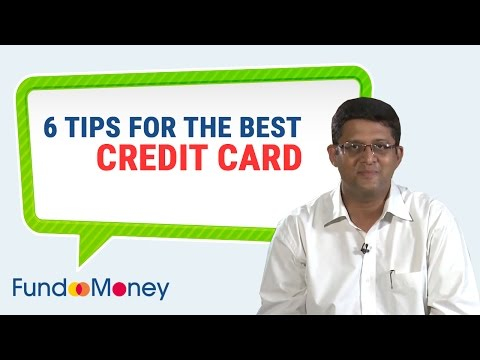 Tips To Get The Best Credit Card