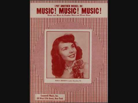 Teresa Brewer  Music, Music, Music Put Another Nickel In 1962