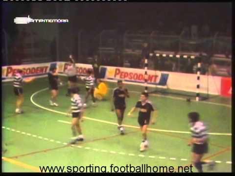 Andebol :: 18J :: Sporting - 26 x Académica - 17 de 1989/1990