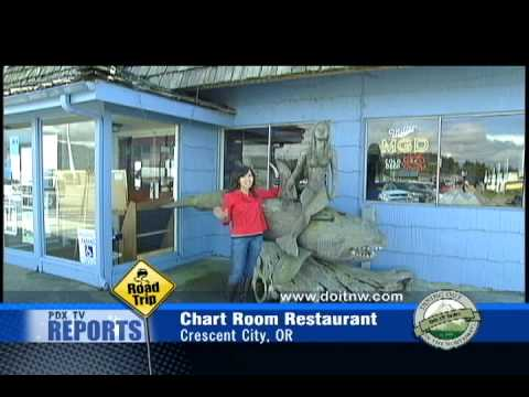 Dining Out in the Northwest: Chartroom Restaurant - Crescent City, California (6)