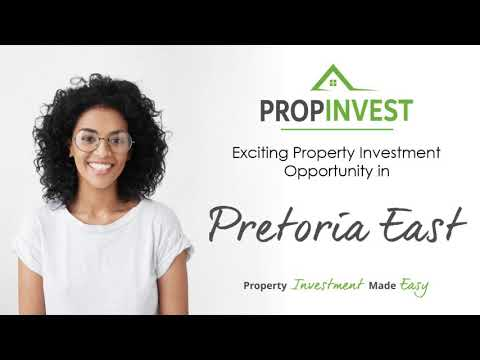 Exciting Property Investment Opportunity in Pretoria East!